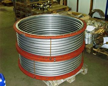 Universalkompensator - UN 400/ 1/a 184/B/B - Nennlänge = 355mm